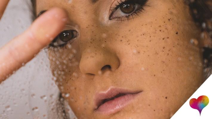 Peeling selber machen Gesicht