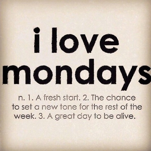 I Love Mondays Pictures, Photos, and Images for Facebook ...