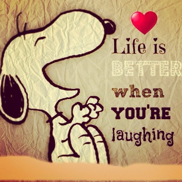 Life Better When Your Laughing