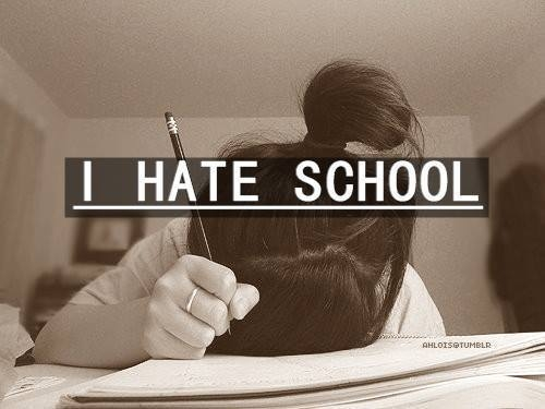 I Hate School Pictures Photos And Images For Facebook
