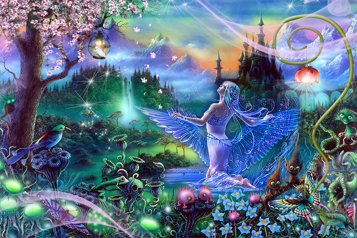Fantasy Angel Pictures Photos And Images For Facebook