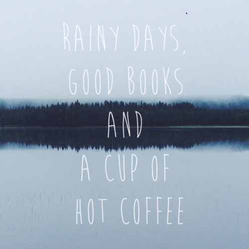Positive Rainy Day Quotes