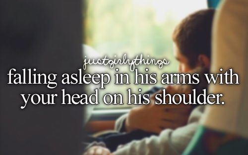 Falling Asleep In His Arms Pictures, Photos, and Images ...