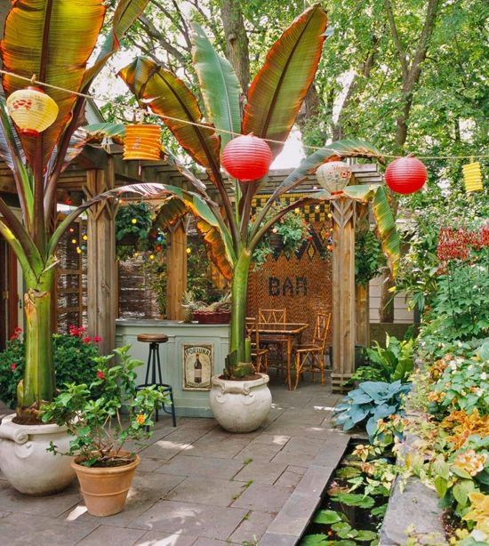 Cute Backyard Bar Pictures, Photos, and Images for ... on Cute Small Backyard Ideas id=25144