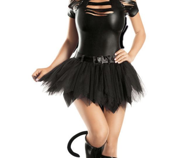 Sexy Black Cat Costume Pictures Photos And Images For Facebook