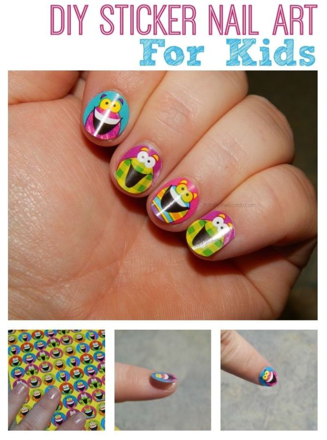 How To Make Panda Nail Art Design