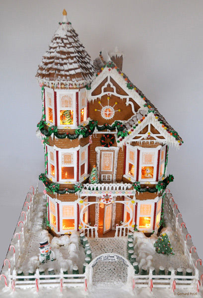 Victorian Gingerbread House Pictures Photos And Images