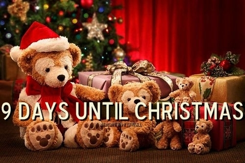 Image result for 9 days until christmas