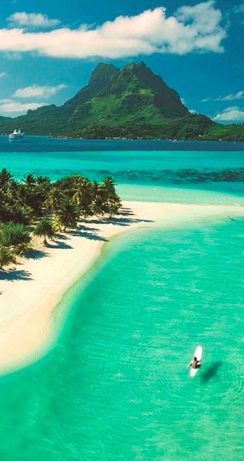 Beach In Bora Bora Pictures Photos And Images For Facebook Tumblr Pinterest And Twitter