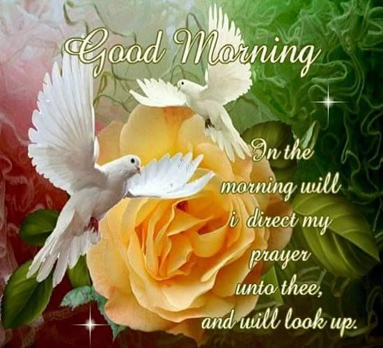 And Blessings Sunday Prayers Morning Good