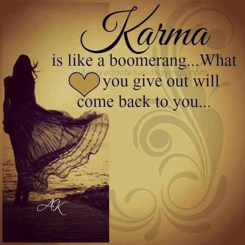 Karma Pictures Photos And Images For Facebook Tumblr