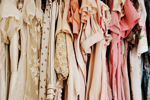 Image result for clothing rack tumblr