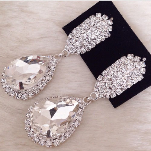 Luxury Diamond Earrings Pictures Photos And Images For