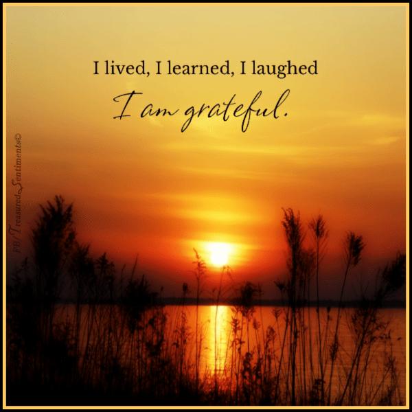 Image result for I am grateful