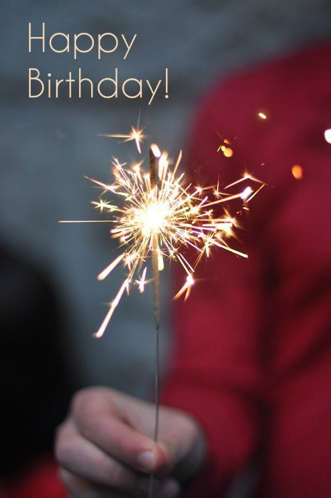 Happy Birthday Sparklker Pictures Photos And Images For Facebook Tumblr Pinterest And Twitter