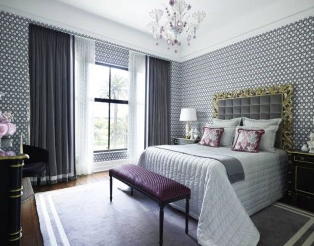 Modern Curtain Designs For Bedroom Ideas Pictures, Photos ... on Bedroom Curtain Ideas  id=14665