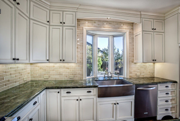 Granite Colors With White Cabinets