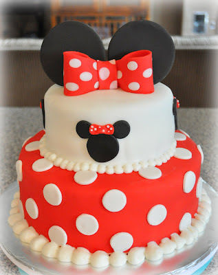 Minnie Mouse Cake Pictures Photos And Images For