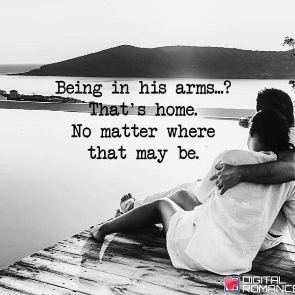 Being In His Arms Feels Like Home Pictures, Photos, and ...