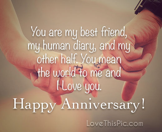 Wedding Anniversary Quotes Husband