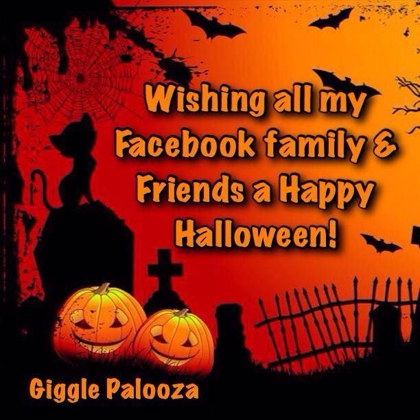 Wishing All My Facebook Family And Friends A Happy
