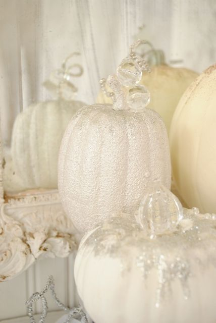 Shabby Chic Pumpkins Pictures Photos And Images For