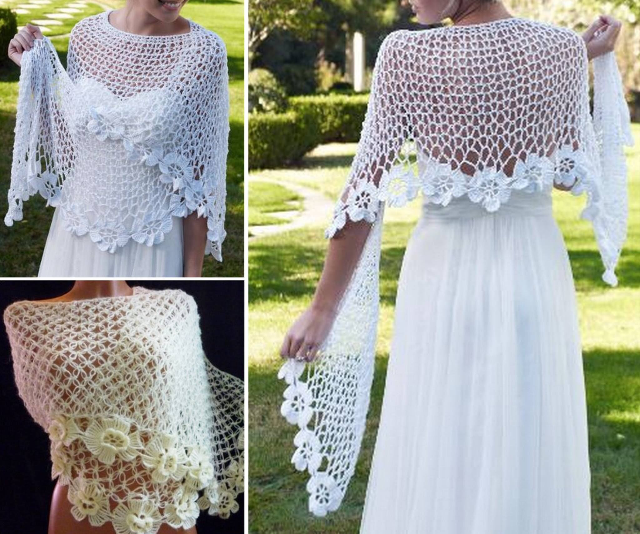 DIY Crochet Shawl Pictures Photos And Images For