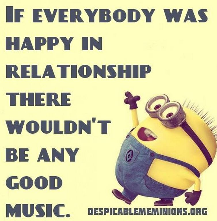 Funny Music Minion Quote Pictures Photos And Images For