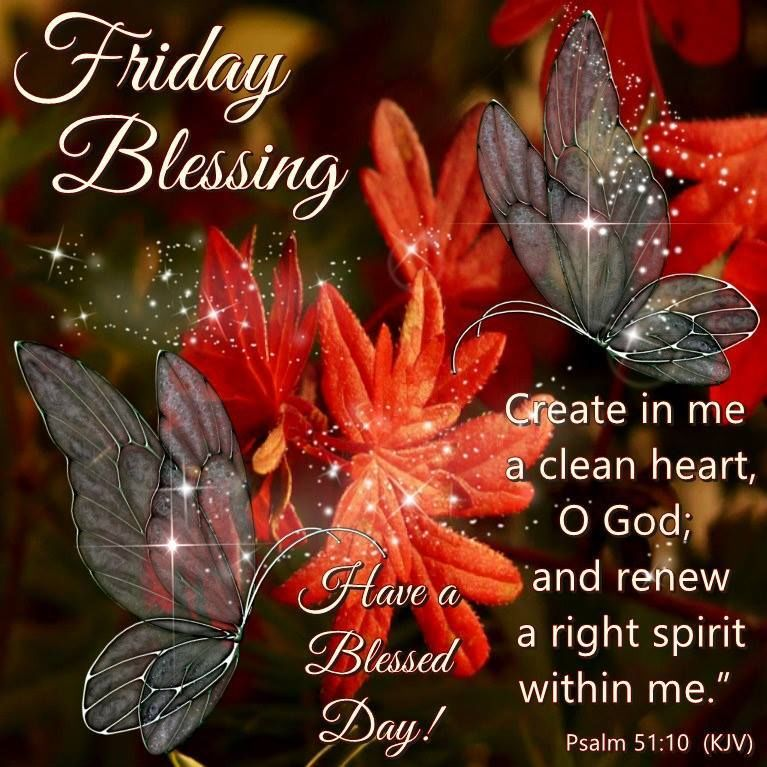 Friday Blessings With Bible Quote Pictures, Photos, and Images for  Facebook, Tumblr, Pinterest, and Twitter
