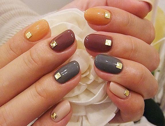 Fall Wedding Nail Colors