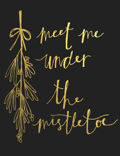 Meet Me Under The Mistletoe Pictures Photos And Images