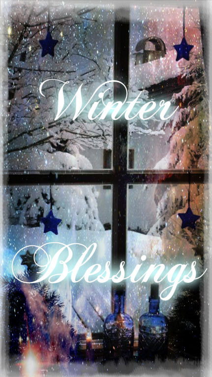 Winter Blessings Pictures Photos And Images For Facebook
