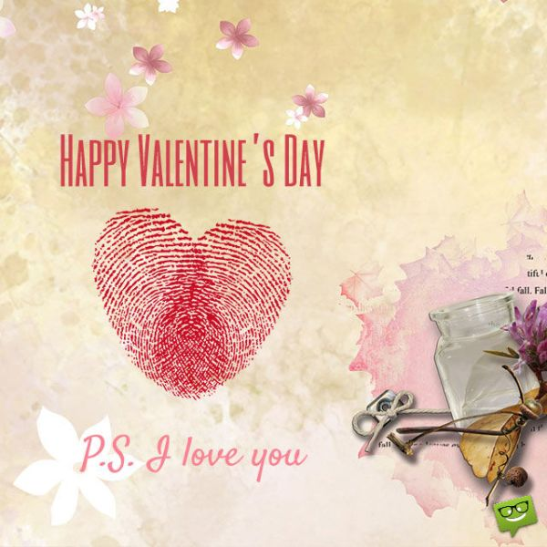 Happy Valentine's Day, P.S I Love You Pictures, Photos ...
