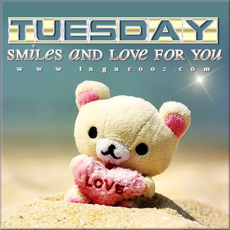 Tuesday Smiles And Love For You Pictures Photos And