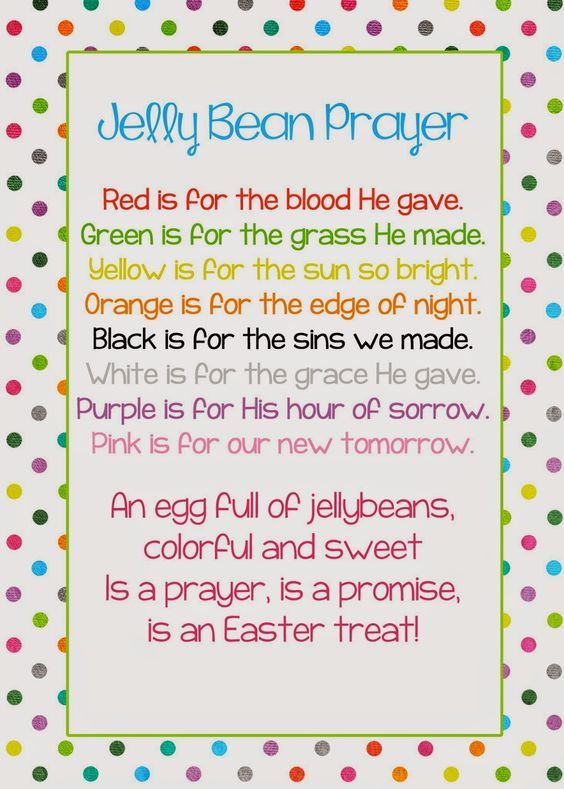Jelly Bean Prayer Pictures Photos And Images For