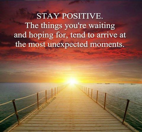 Stay Positive Pictures, Photos, and Images for Facebook ...