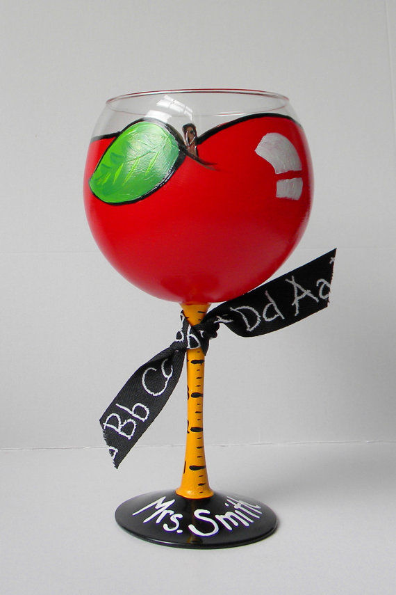 Hand Painted Wine Glass Pictures Photos And Images For