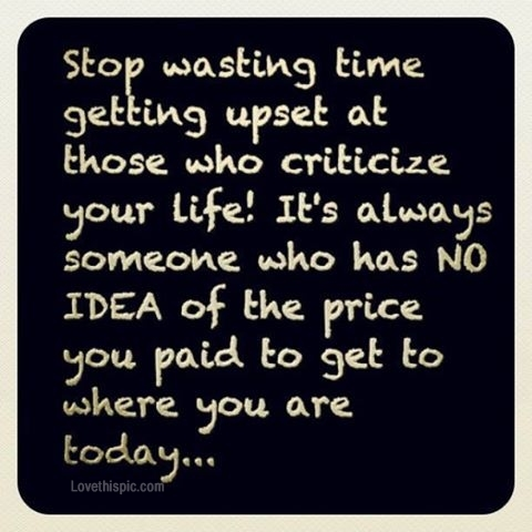 wrong things you're wasting time on