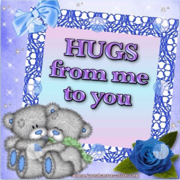 Hugs From Me To You Pictures Photos And Images For