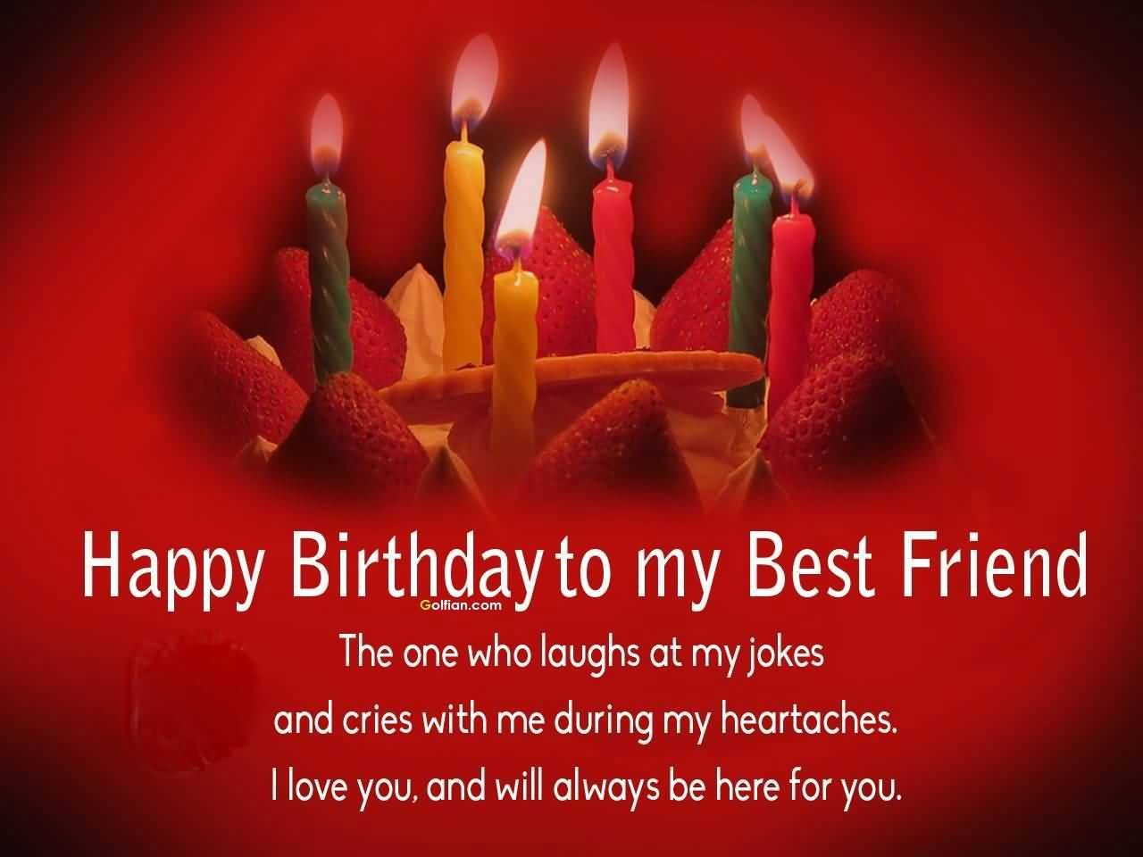 Happy Birthday To My Best Friend Pictures Photos And Images For Facebook Tumblr Pinterest And Twitter