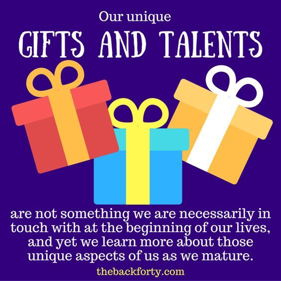 Gifts Amp Talents Pictures Photos And Images For Facebook