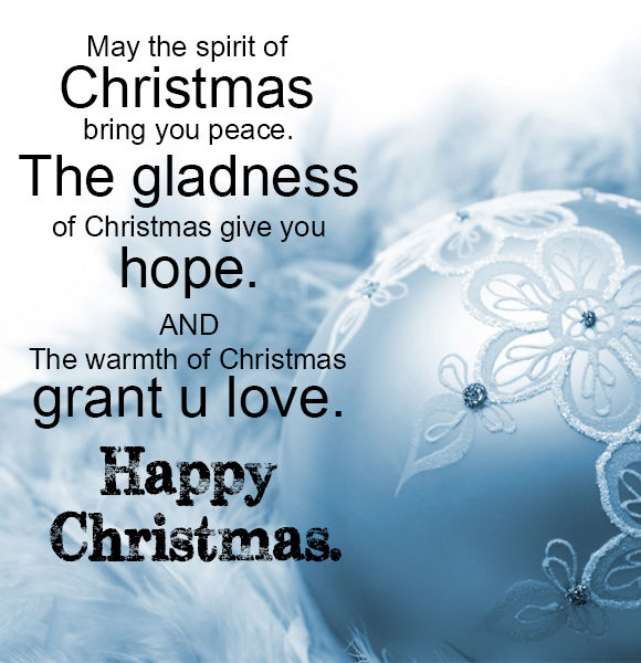 My Dear Friend Quotes Merry Christmas
