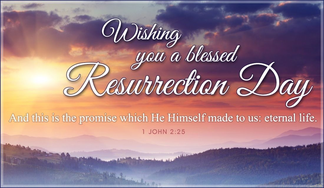 Wishing You A Blessed Resurrection Day Pictures Photos
