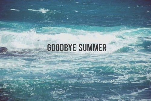 Goodbye Summer Pictures, Photos, and Images for Facebook ...