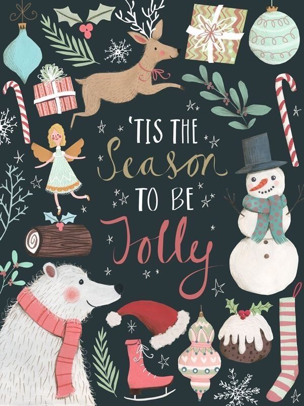 Tis The Season To Be Jolly Pictures Photos And Images