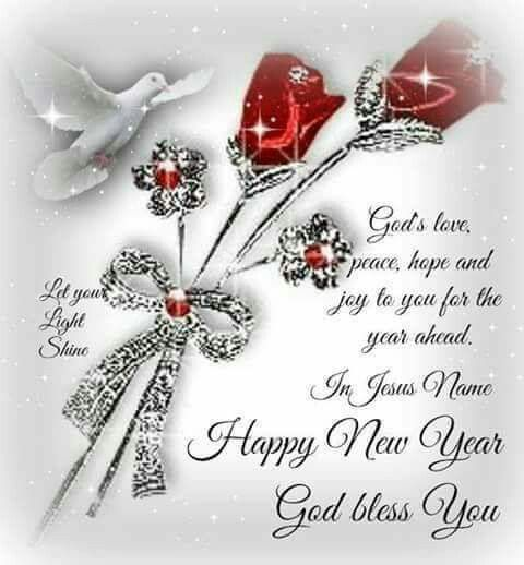 Happy New Year God Bless You Pictures Photos And Images