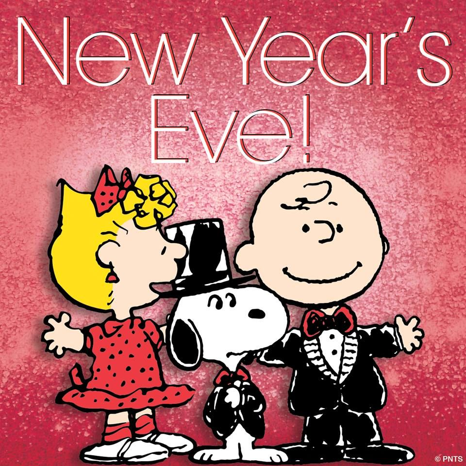 Snoopy And Charlie Brown New Years Eve Quote Pictures