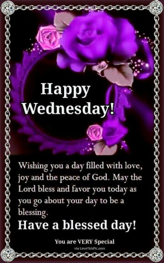 Wishing You A Day Filled With Love Good Morning Wednesday Quote Pictures Photos And Images