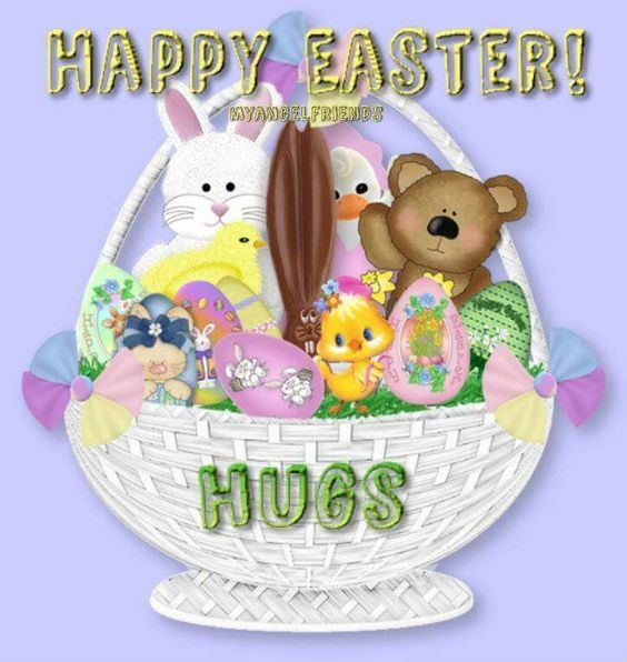 Hugs For A Happy Easter Pictures Photos And Images For