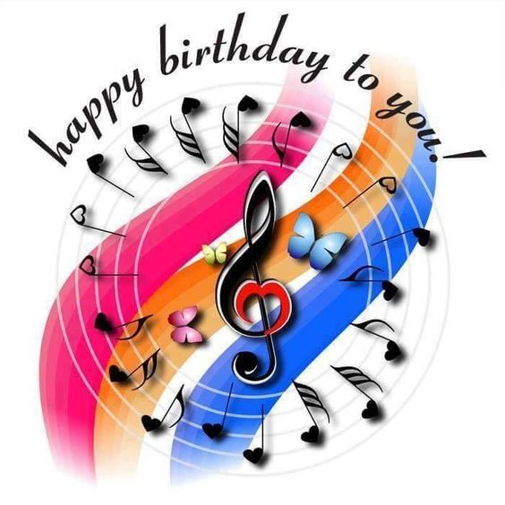 Song Note Happy Birthday Pictures, Photos, and Images for ...